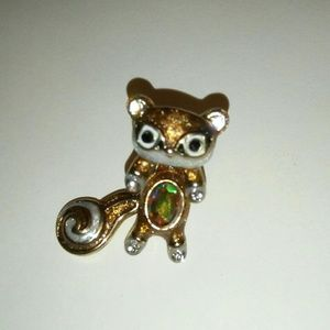 Squirrel moveable Betsey Johnson